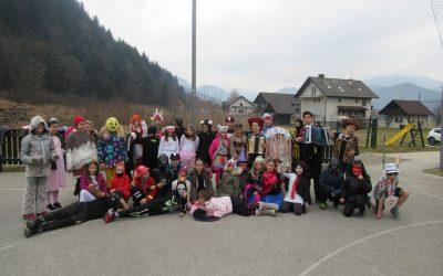 Kolesarski tabor za 4. in 5. razred podružnic v Libeličah